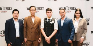 Wild Turkey Behind the Barrel 2019 at Siam@Siam Design Hotel Bangkok