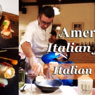 <b>American version of Italian food by a real Italian...</b>