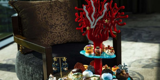 "THE LAUNCH OF THE ""GEMS OF THE SEA AFTERNOON TEA"" AT THE ST. REGIS BANGKOK"