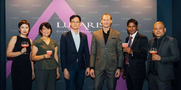 LUCARIS launched RIMS the first time in THAILAND at Vesper Bar!