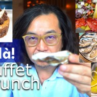 <b> Sunday Brunch at Voilà! Buffet Lobster, torched w...</b>