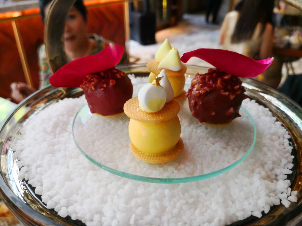 Fairy-tale Afternoon Tea Inspired by Beauty & The Beast12