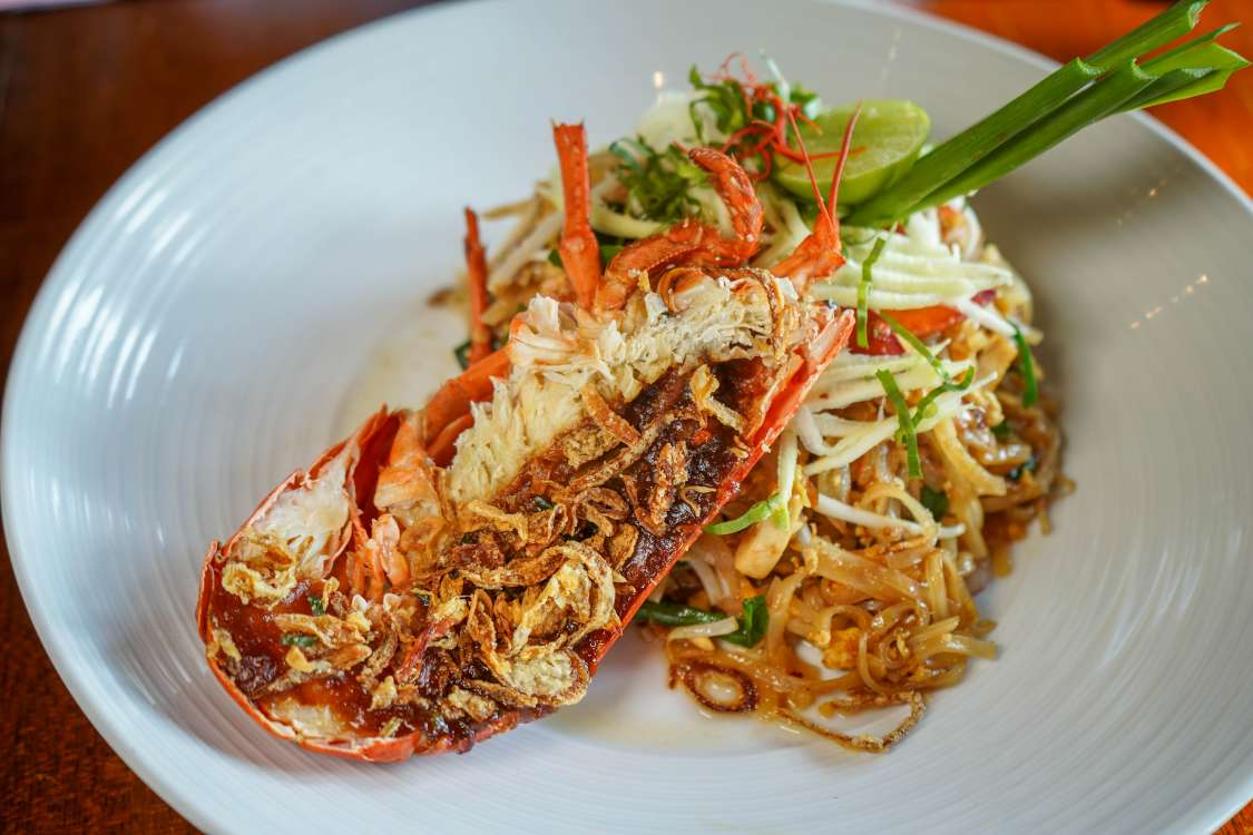 Lobster Pad Thai2