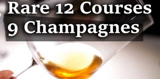 12 Courses 9 Champagnes at Karmakamet Conveyance