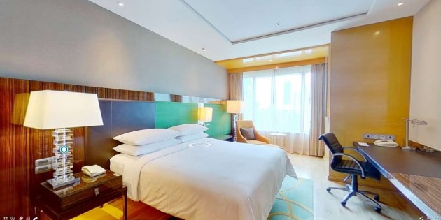 Club Studio Suite room at Renaissance Bangkok Ratchaprasong Hote