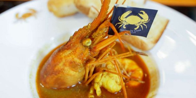 Ministry of Crab Bangkok Launches Crab Biryani, the Ultimate Comfort Food