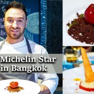 <b>Italian Michelin Star Chef Andrea Cannalire in Ban...</b>