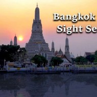 <b>Bangkok sight Seeing on Chao Phraya River on the N...</b>