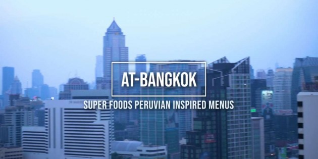 Super Foods Peruvian inspired at Above Eleven